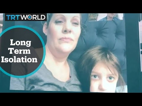 Vulnerable family prepares for long term isolation