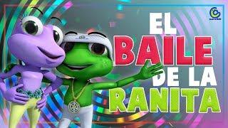 Canciones de la granja - El Baile de la ranita - Canciones Inf…
