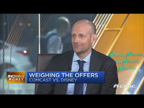 'No question' Disney needs Fox assets more than Comcast, says analyst