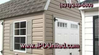 "Shed Video 9: ""the Dutch Barn"" -- Farmingdale New York (ny) Jpd United"