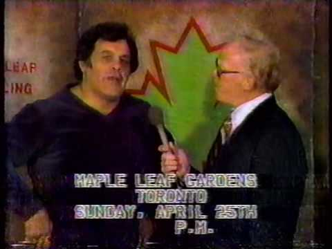 Angelo Mosca Interview [NWA TV]