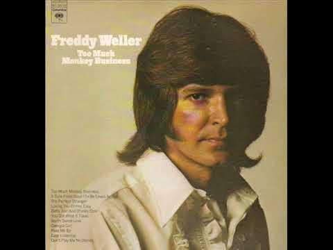 "Freddy Weller ""Easy Listening"""