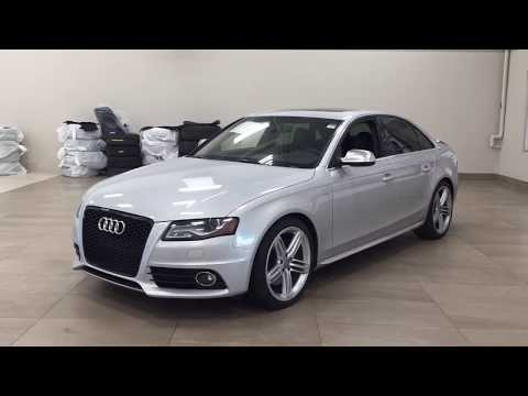 2012 Audi S4 Premium Review from YouTube · Duration:  4 minutes 19 seconds