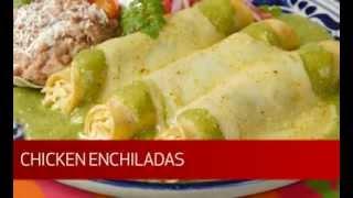 Hispanic Heritage Month - Enchiladas