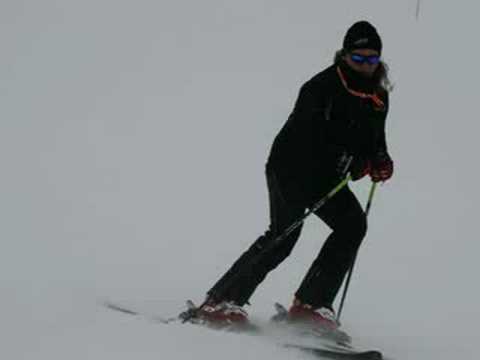 Test narciarski HARD SPORT  VENT 2008