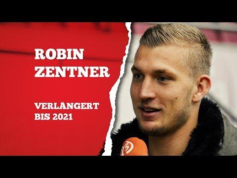 Vertragsverlängerung | Robin Zentner | 1.FSV Mainz 05