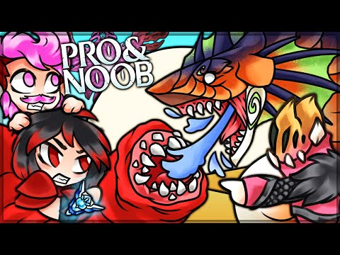 Download THE RIDER WAR BEGINS NOW - Pro and Noob VS Monster Hunter Stories 2 Wings of Ruin!
