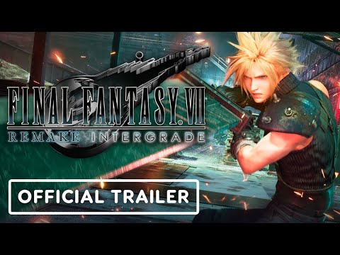 Final Fantasy 7 Remake Intergrade – Official PS5 Extended and Enhanced Features Trailer