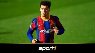 Schnäppchen? Überraschendes Angebot für Coutinho | SPORT1 - TRANSFERMARKT