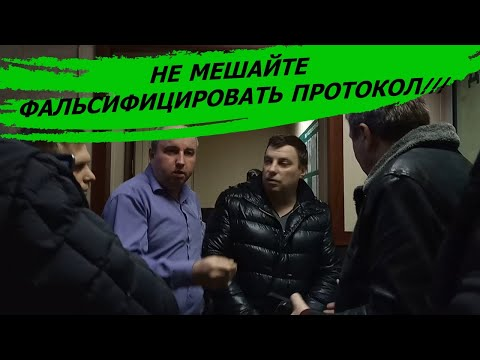 Как правильно разговаривать с наглыми полицейскими. Адвокат Луньков.