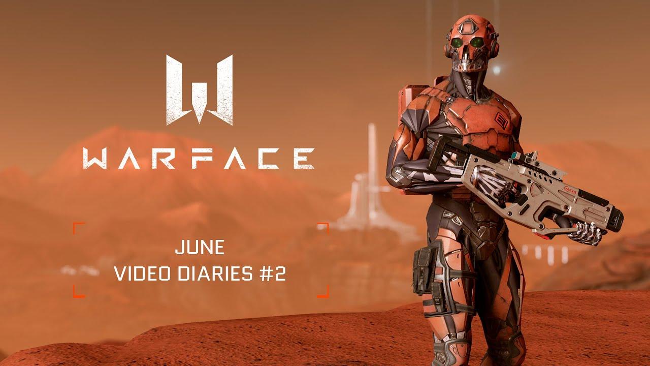 Warface Video Diaries: Mars