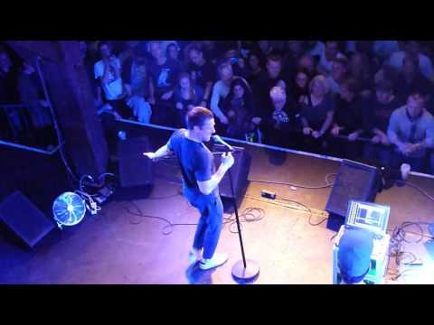 Sleaford Mods - BHS (new song!) - Fabrik, Hamburg - 25.11.16