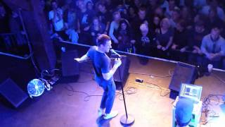 Sleaford Mods - BHS (new song!) - Fabrik, Hamburg - 25.11.16