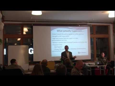 Net Tuesday Vancouver at the Hive presents: IT Project management for nonprofits
