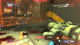 Doom 4 Beta Gameplay HD Deathmatch