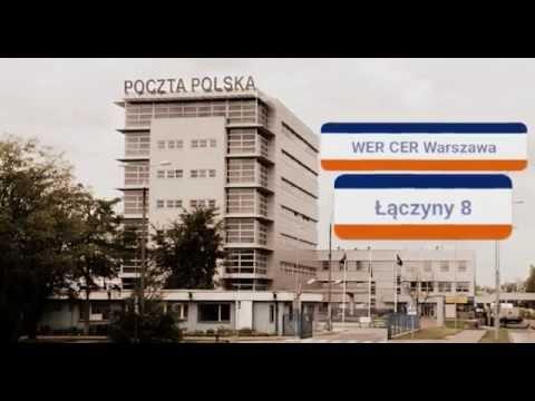 Poczta Polska CER WER Warszawa Łączyny 8 - Jak Dojechać z Dworca Centralnego PKP