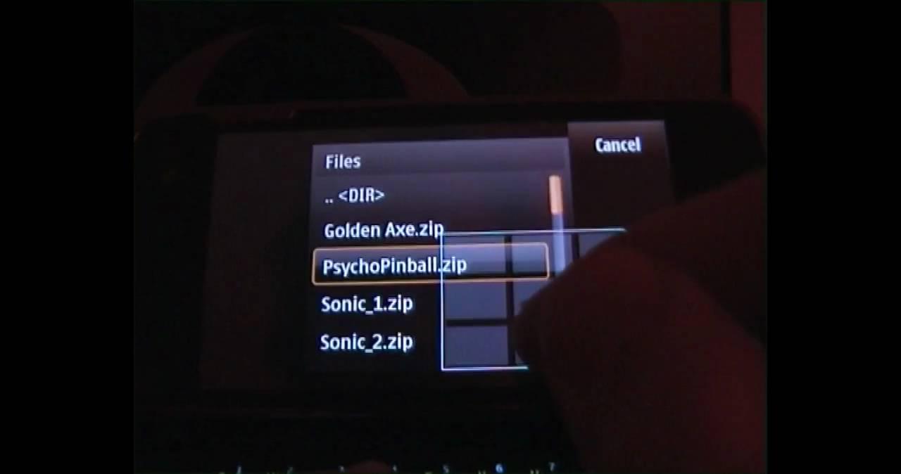 TechCredo | Sega Emulation on the Nokia N97, N97 Mini & Symbian^1