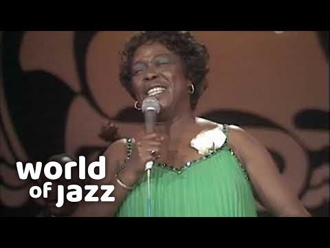 Sarah Vaughan - Just Friends - 12 July 1981 • World Of Jazz