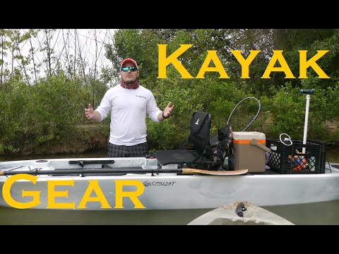 Kayak Fishing For Beginners   Gear And Accessories