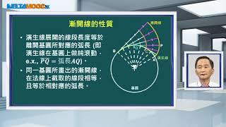 [科大]機動學_ 漸開線正齒輪與擺線正齒輪