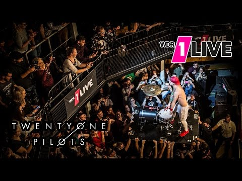 Twenty One Pilots - Ride (Live At WDR 1Live October Festival 2016)