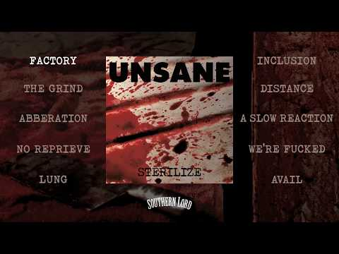 Unsane - Sterilize (Full Album Stream)