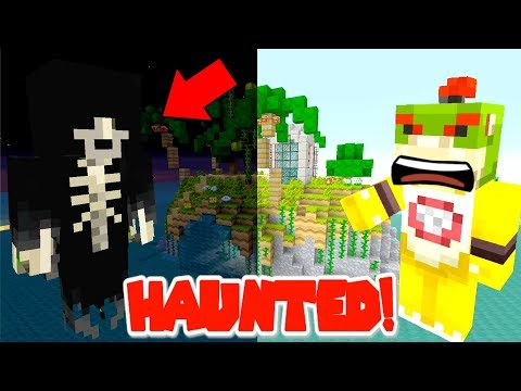 Minecraft | Nintendo Fun House | Haunted Ghost Wants To KILL Bowser Jr! [440]