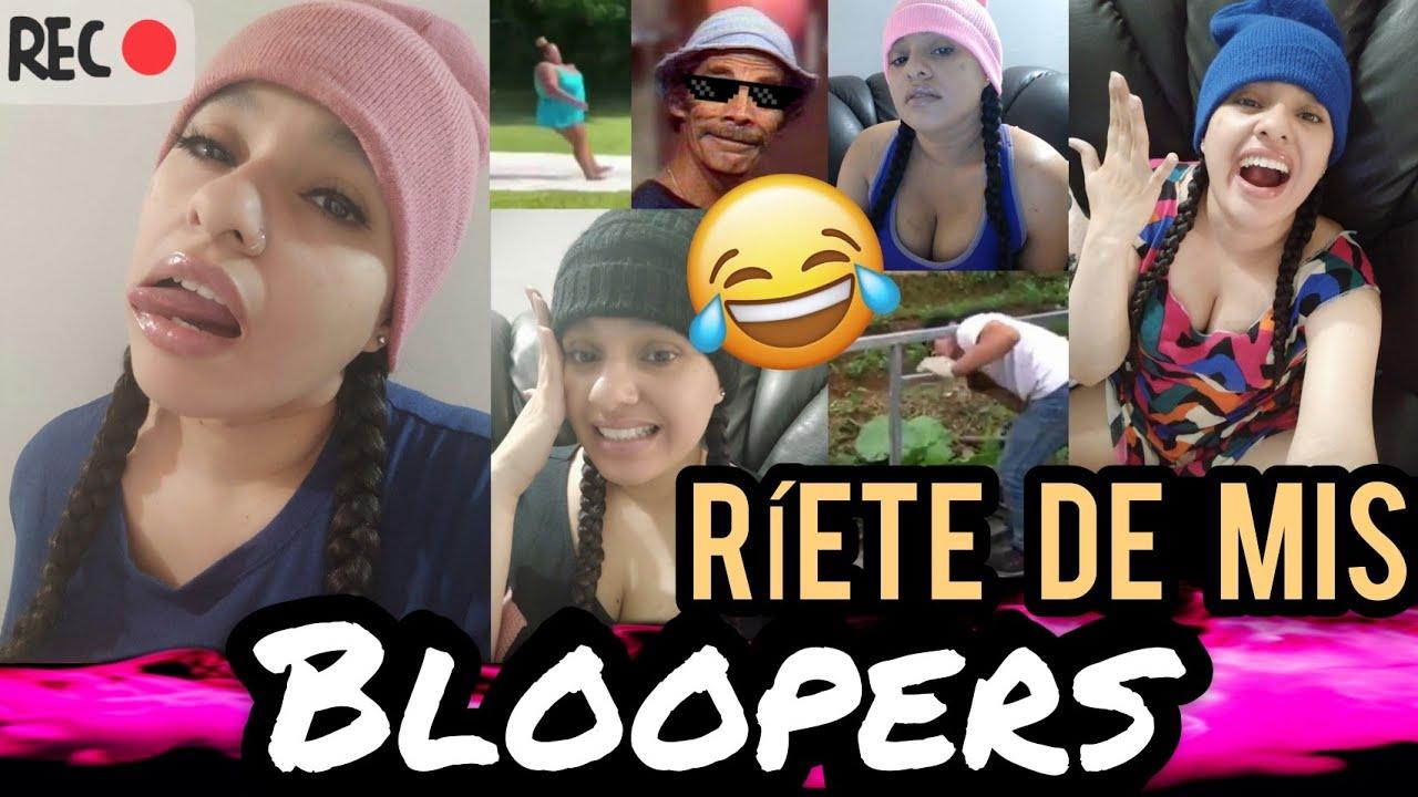 😅 Mis Bloopers y otros vídeos graciosos...
