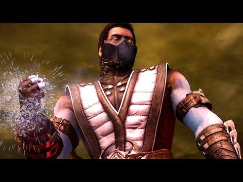 Mortal Kombat X - Sub Zero Online Ranked Matches
