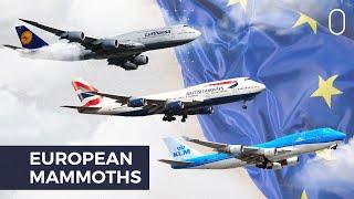 Inside The European Mammoths: Air France-KLM, IAG And The Lufthansa Group