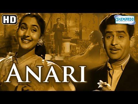 Anari (HD) - Raj Kapoor   Nutan   Lalita Pawar - Popular Bollywood Movie - (With Eng Subtitles)