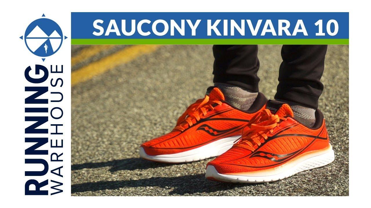 saucony kinvara 10 review