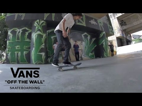 André Hiena Skatepark - Brasil | Skate | VANS
