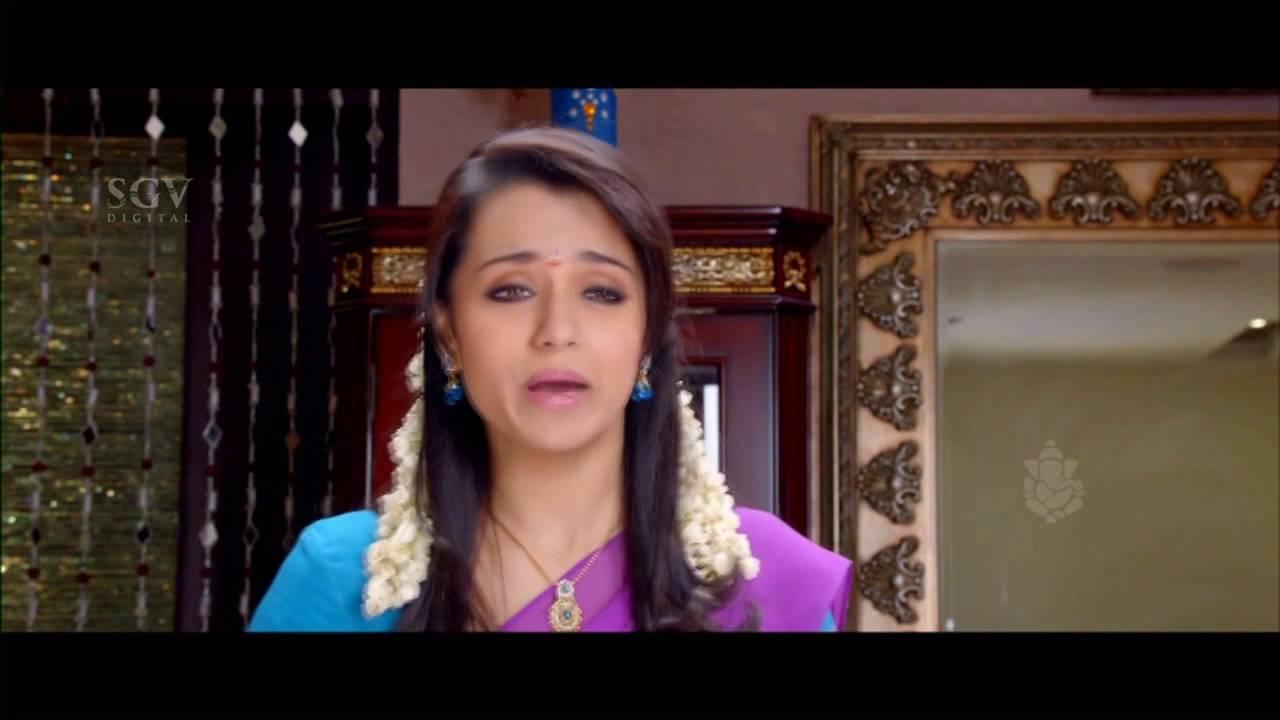 Punith Rajkumar Comes To Heroines House Power Kannada Movie