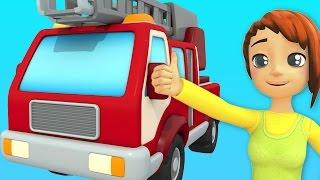 Neue Folge von Marias Autoschule! Episode #5 – Cartoons auf Deutsch – Lehrreiche Videos für Kinder