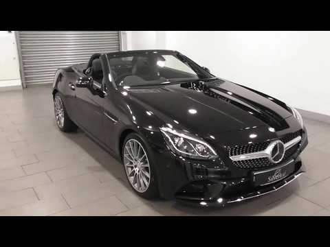 2016 Mercedes SLC 250 D AMG LINE
