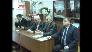 Встреча студентов ДГУ с религиозными деятелями.