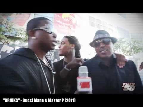 "Gucci Mane & Master P - ""BRINKS"" (2011) + Mp3 Download"
