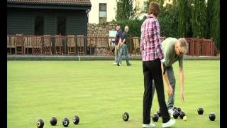 Irish Lawn Bowls appearing on RTE