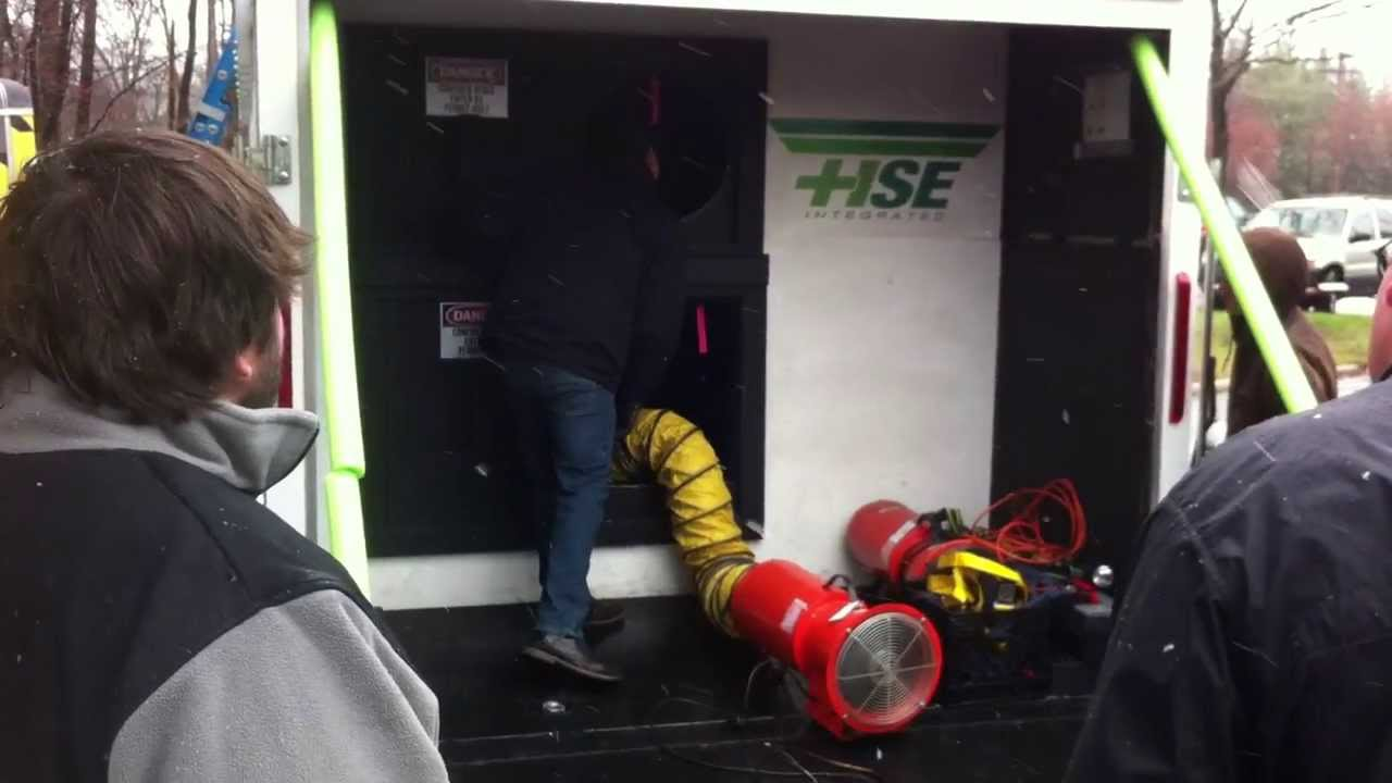 Confined Space Training For Entrants and Attendants at the Construction  Association of Michigan