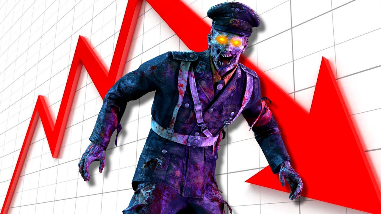 Cold War Zombies Is (and shouldn't be) Failing