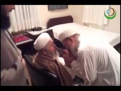 زيارة الشيخ محمد عوامة للشيخ محمود أفندي حفظهم الله تعالى
