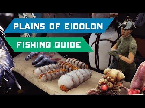 Plains Of Eidolon Fishing Tutorial - Getting Started Walkthrough