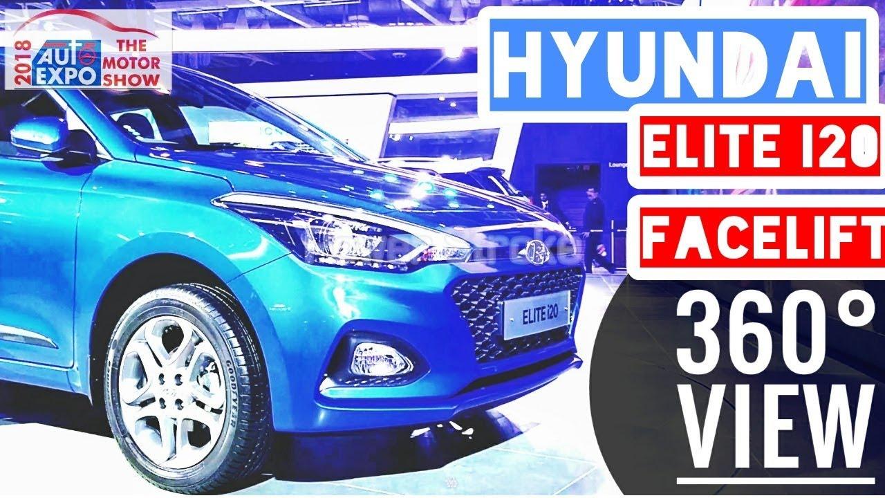 New Hyundai I20 360 View Youtube