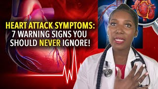 Heart Attack Symptoms: 7 Warning Signs You Should Never Ignore!