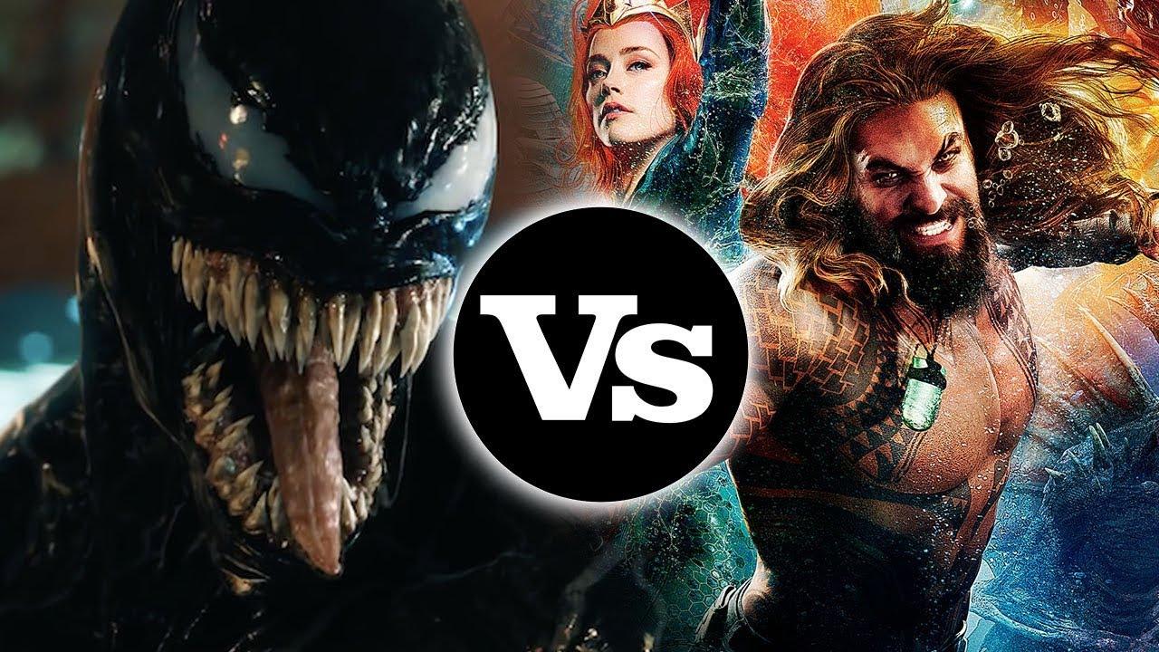 Venom V Aquaman: Which Wins The Box Office? - TJCS Companion Video