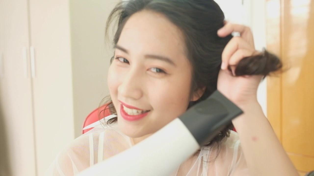 Hướng Dẫn Tự Sấy Tóc Đẹp Tại Nhà – Dành Cho Tóc Uốn | Bao quát các nội dung liên quan cách sấy tóc xoăn đầy đủ nhất