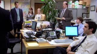The Office - Back From Vacation