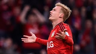 Julian Brandt | Dribbling Skills, Goals, Passes