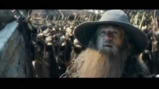 Hobbit. Dol Guldur: Gandalf and Thrain (B5A Extended Edition/Behind the scenes)